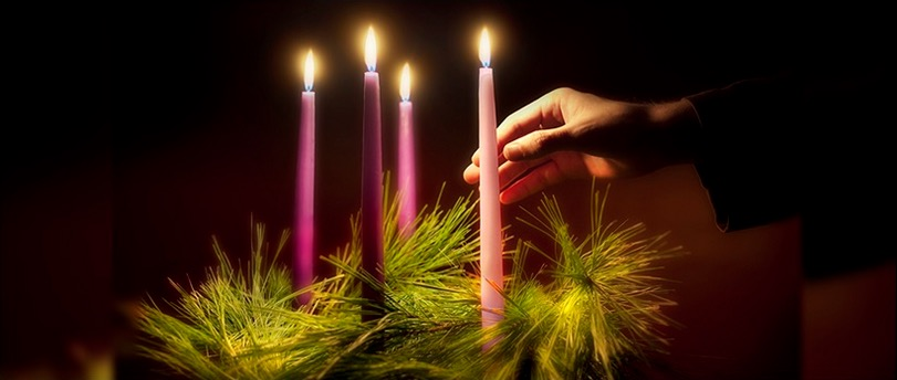 Why Do We Light a Pink Candle?