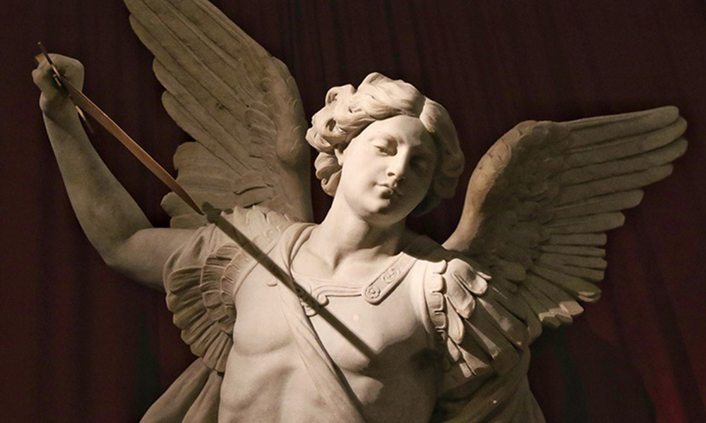 How Can Angels also be Called Saints?