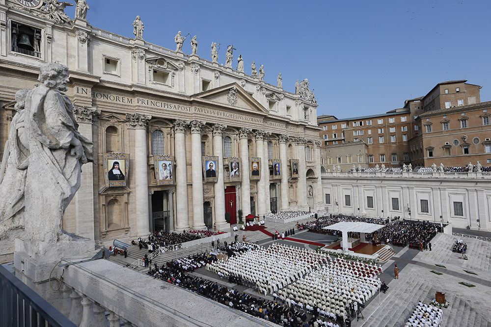 How does the canonization process work?