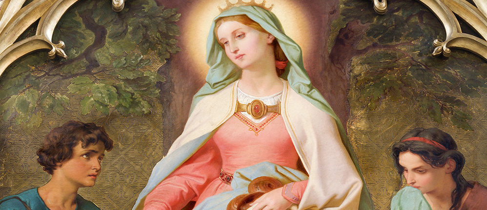 Who was St. Elizabeth of Hungary?