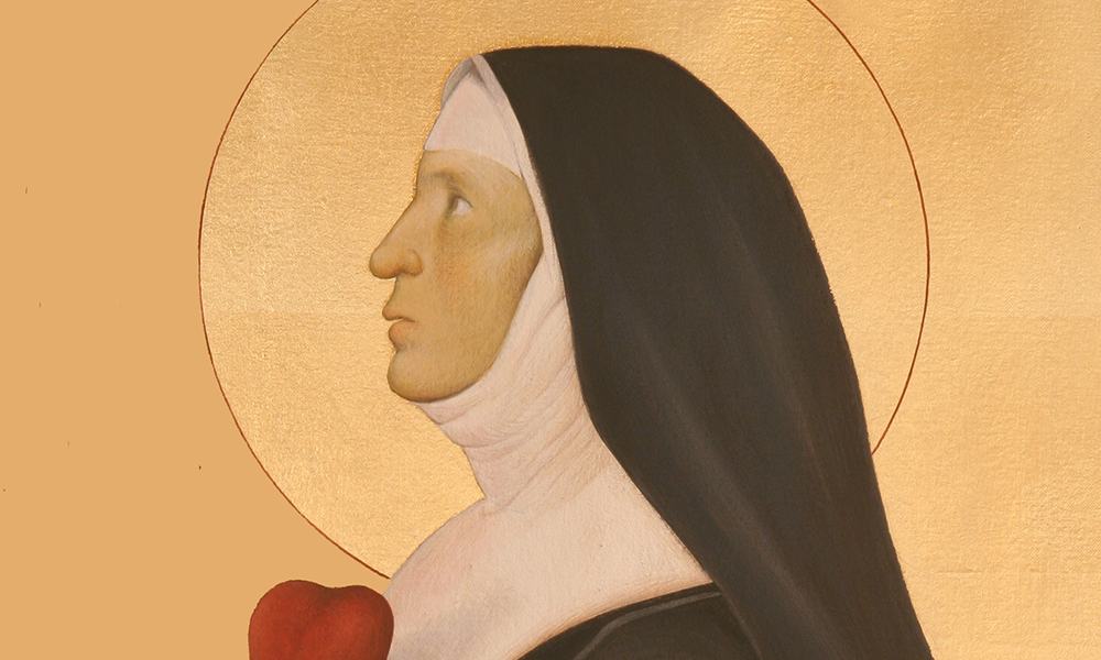 What is St. Gertrude's Prayer?