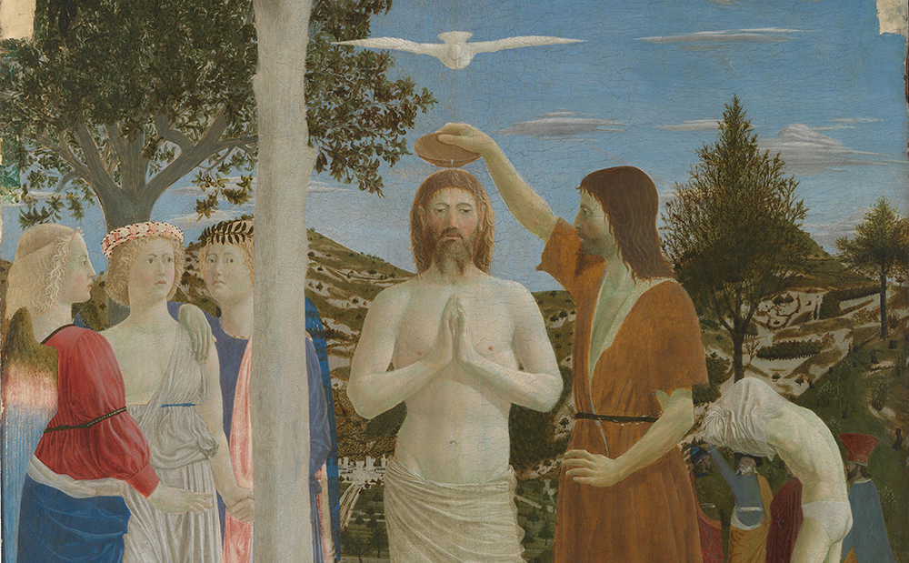 What Is the Meaning of Jesus' Baptism?