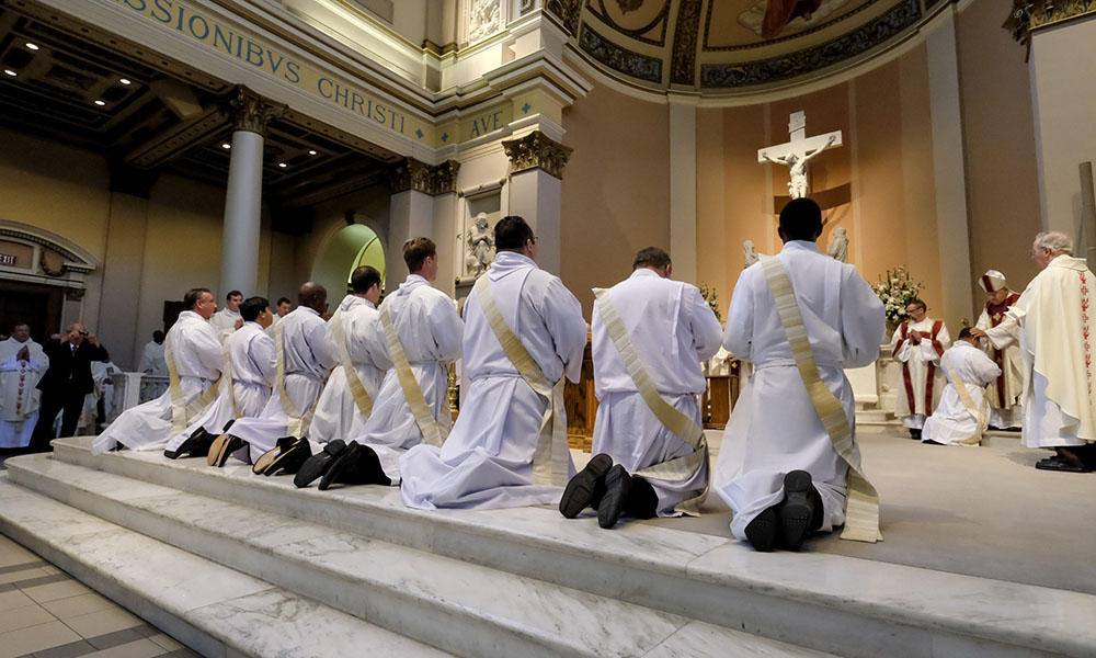 What is the Sacrament of Holy Orders?