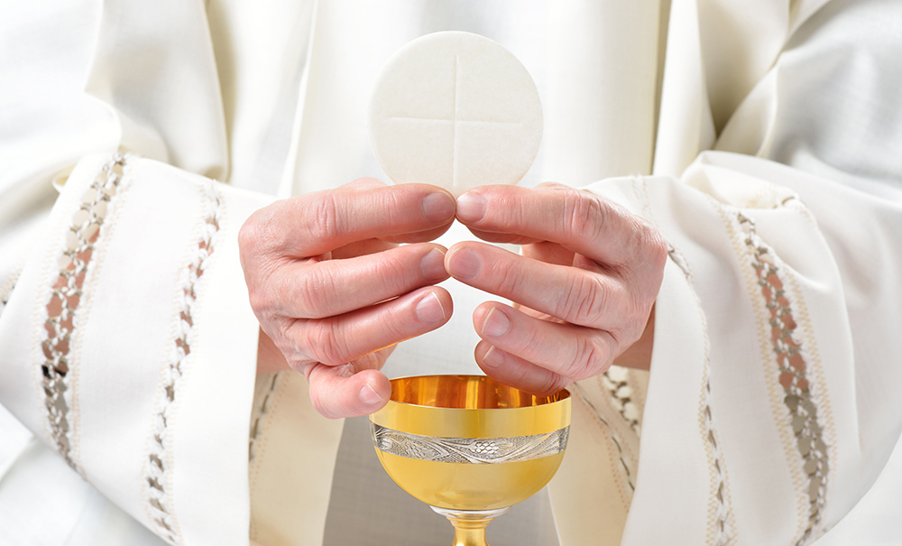 What is Spiritual Communion?
