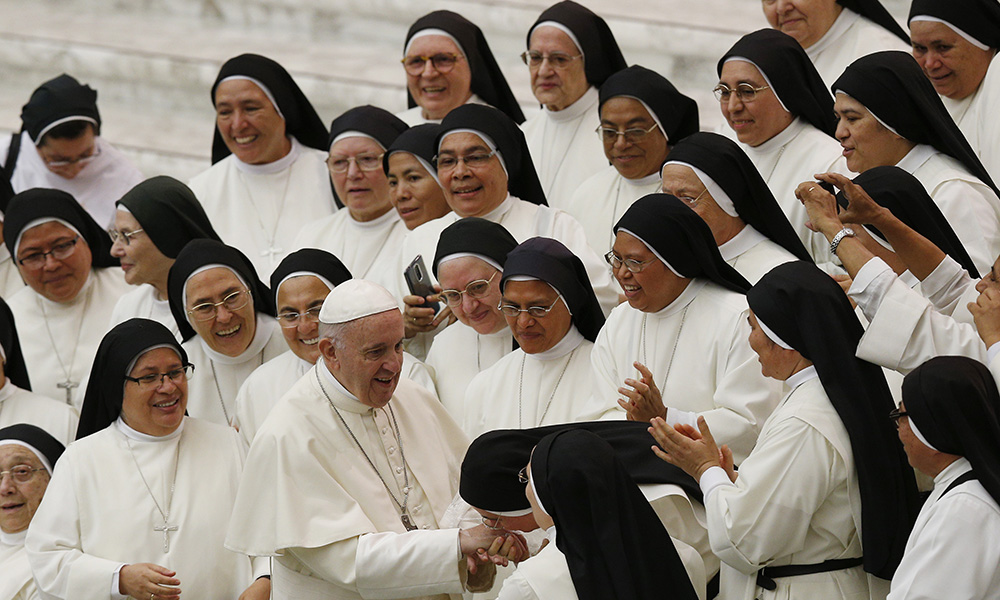 What is the Difference Between a Nun and a Sister?