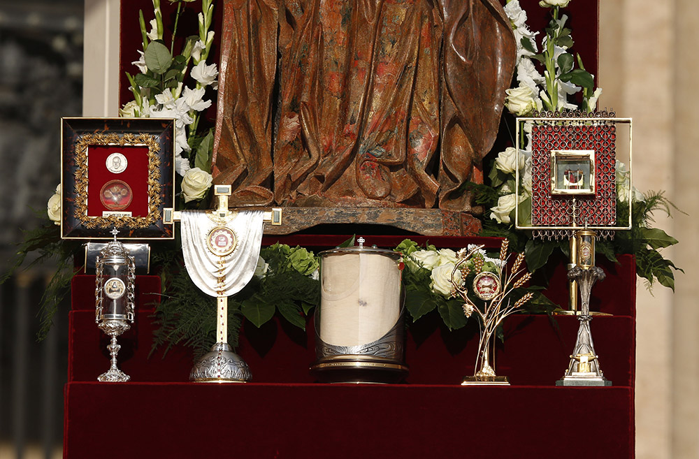 Why Do Catholics Venerate Relics?