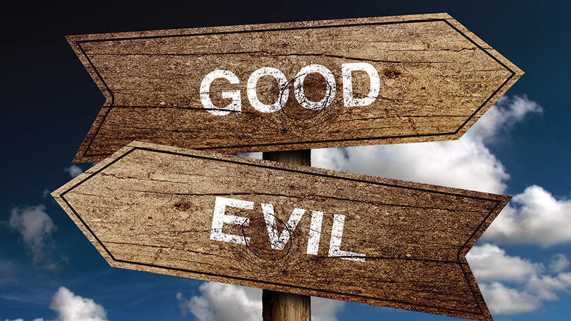 Can the Existence of Evil Disprove God's existence?