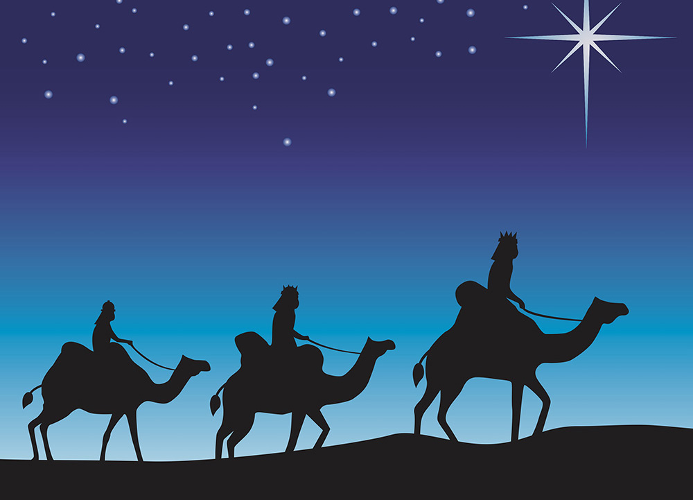 How Many Wise Men Were There?