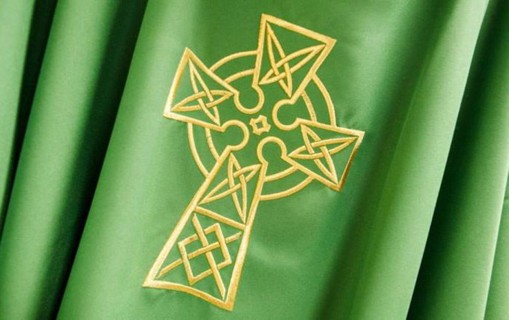 Why is the color green used for ordinary time?