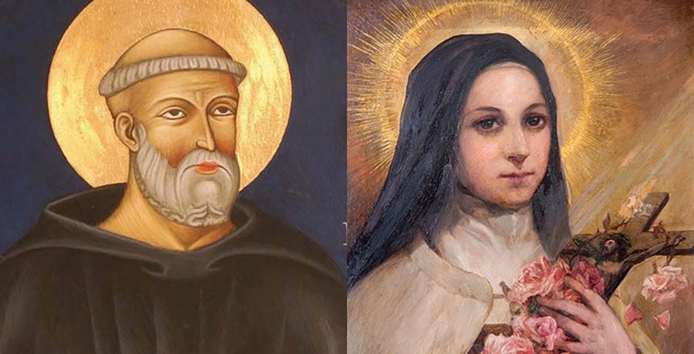What Can We Learn from Benedict of Nursia and Thérèse of Lisieux?