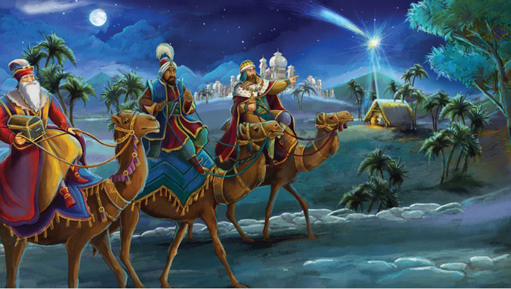 Who are the Three Kings?