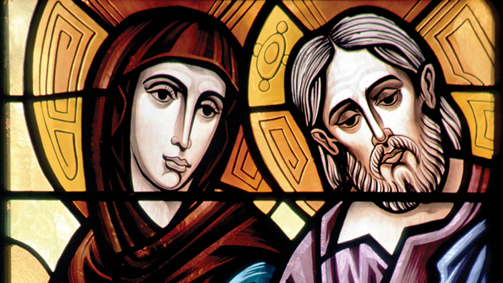 Sts. Joachim and Anne: Saints for grandparents and infertile couples