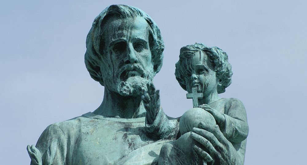 Why are there two feasts for St. Joseph?