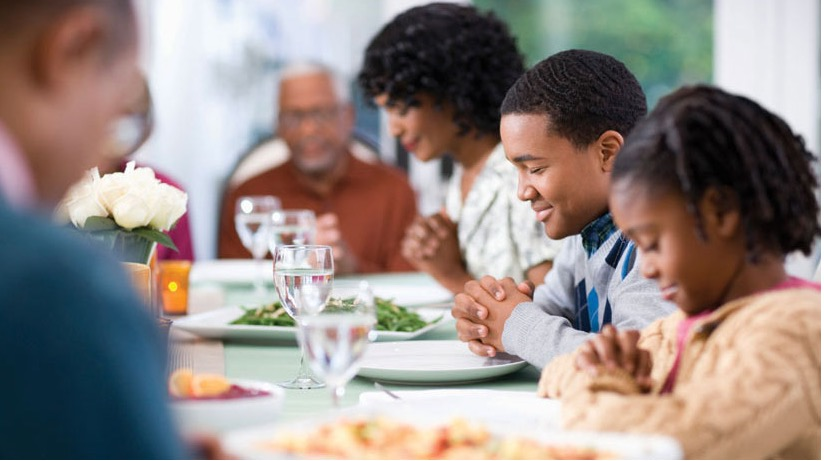Why Do We Pray Before Meals?
