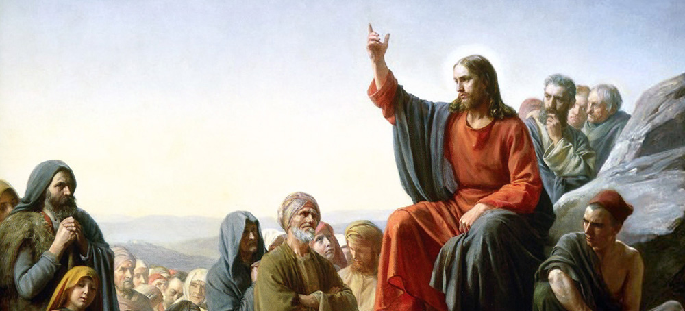 Jesus Wants Us to Be Perfect?