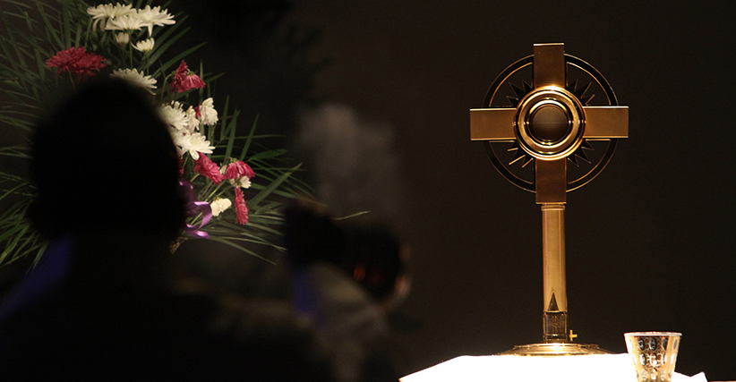 Some Guidelines for Eucharistic Adoration