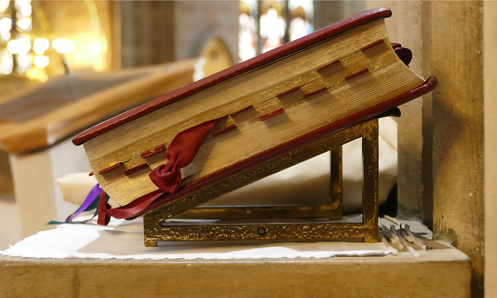 How Are Readings Chosen For Mass?