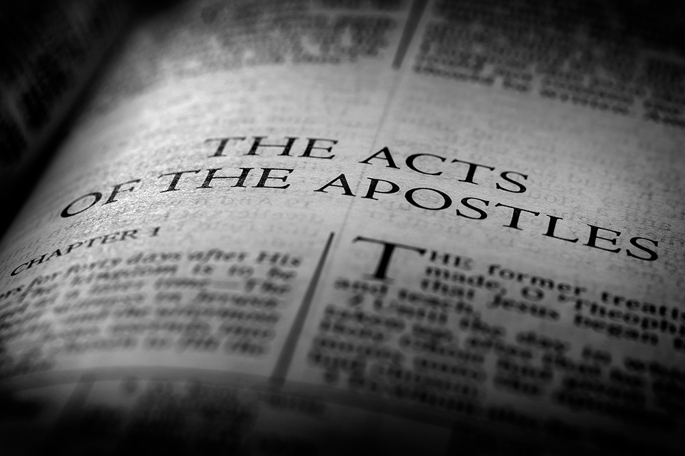 Acts of the Apostles Authorship