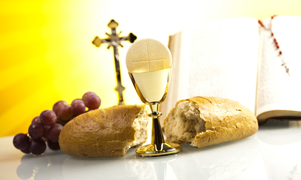 Why Unleavened Bread For Holy Communion?
