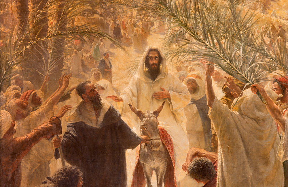 What Palm Sunday Means