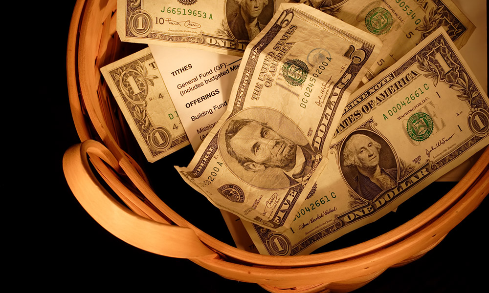 Tithing and Charitable Giving