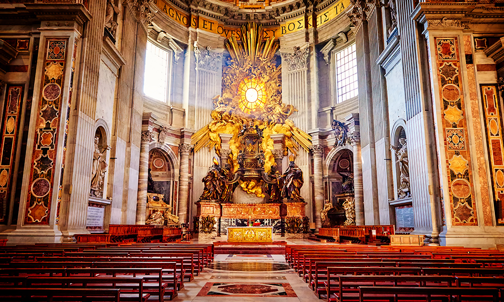 The Throne of Truth: What is the feast of the Chair of St. Peter?