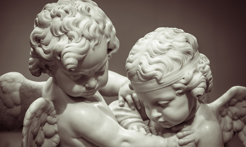 Why Are Cherubs Chubby?