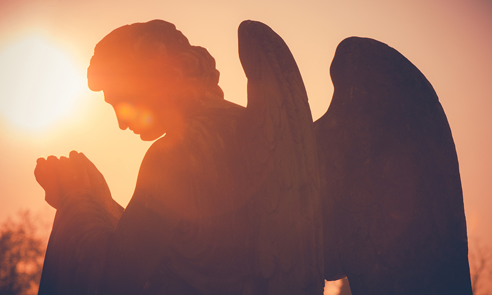 Two Guardian Angels For Priests?