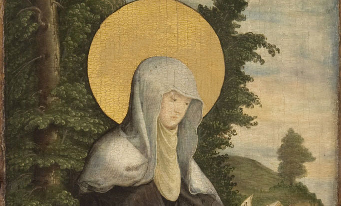 The favors of St. Walburga
