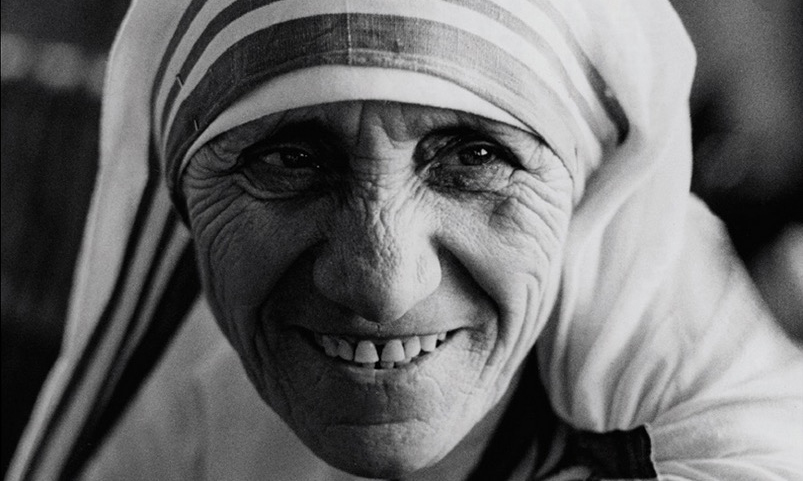 St. Teresa of Calcutta:  A missionary of charity