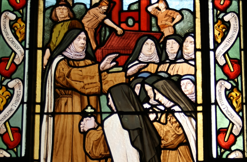 The Carmelite Martyrs of Compiègne And The Reign of Terror