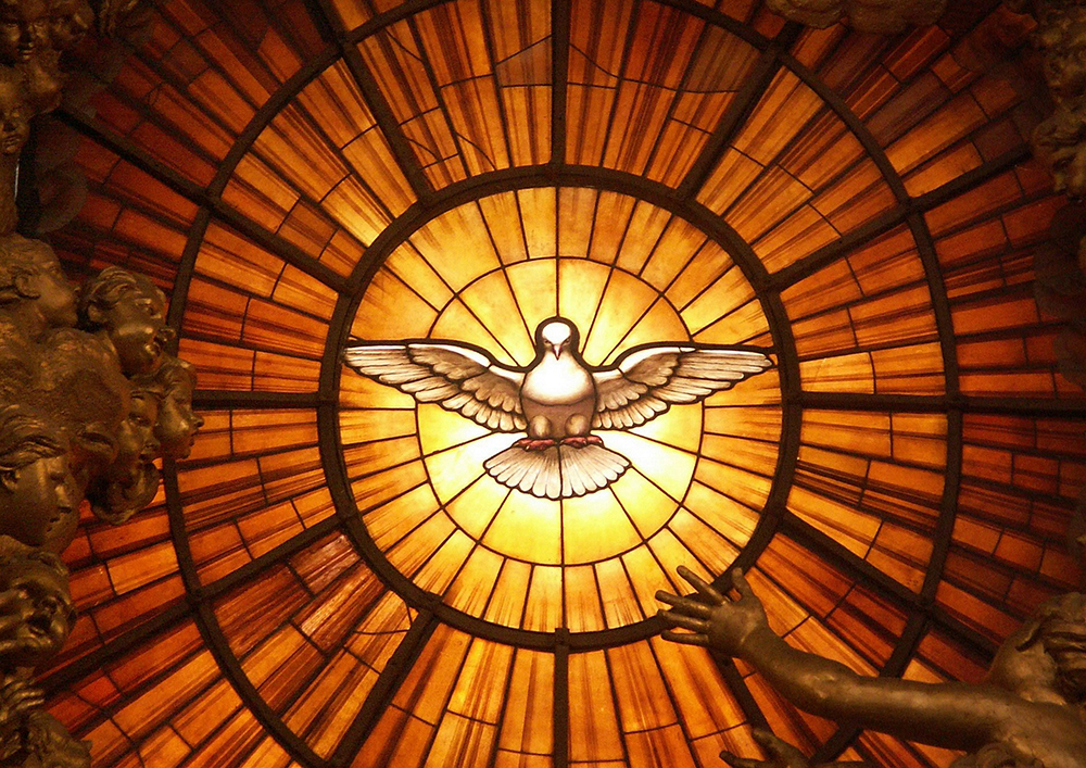 Holy Ghost or Holy Spirit?