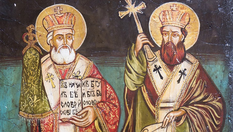 Saints Cyril and Methodius: Missionaries to Eastern Europe