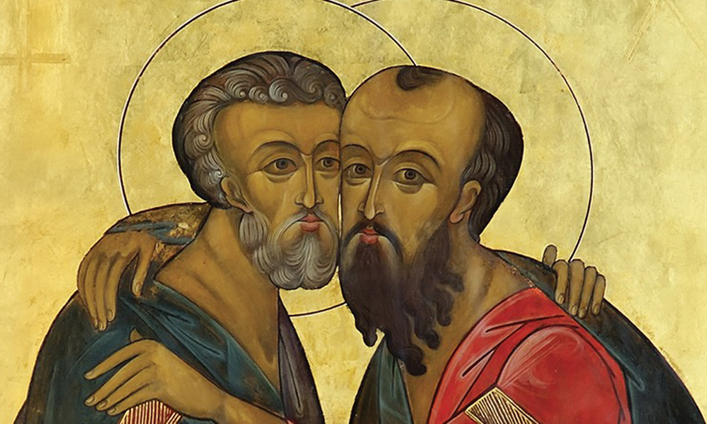 The Unifying Witness of Peter and Paul