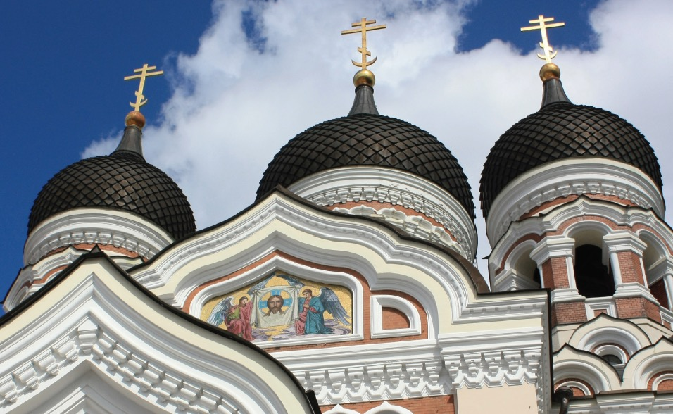 The Light Of The Eastern Churches
