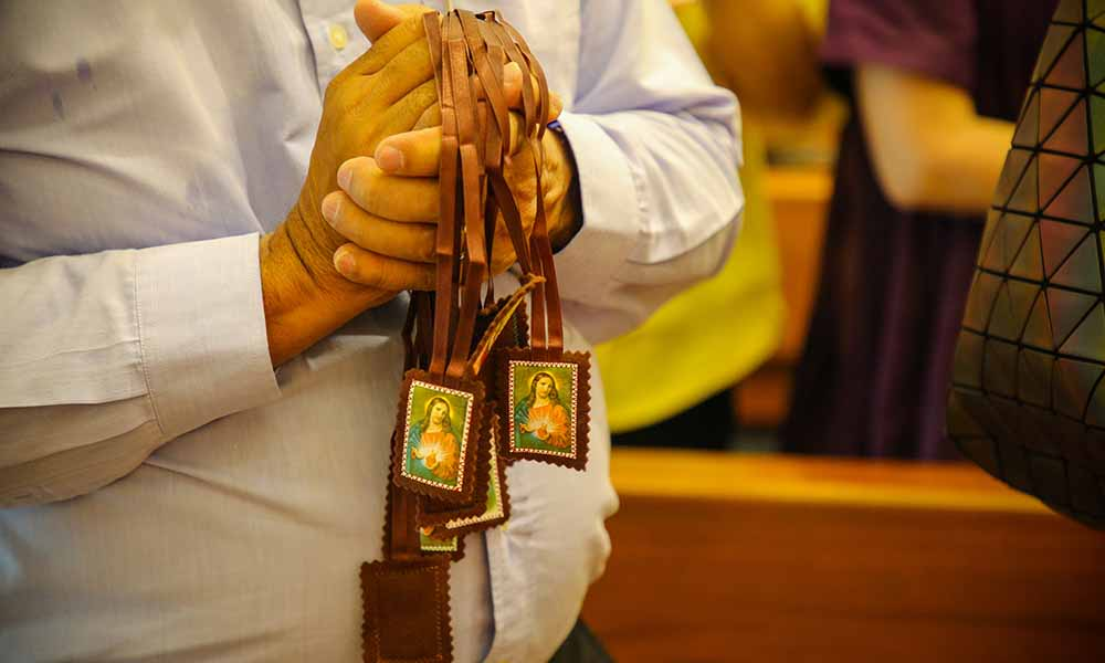 The Scapular Is A Spiritual Nudge