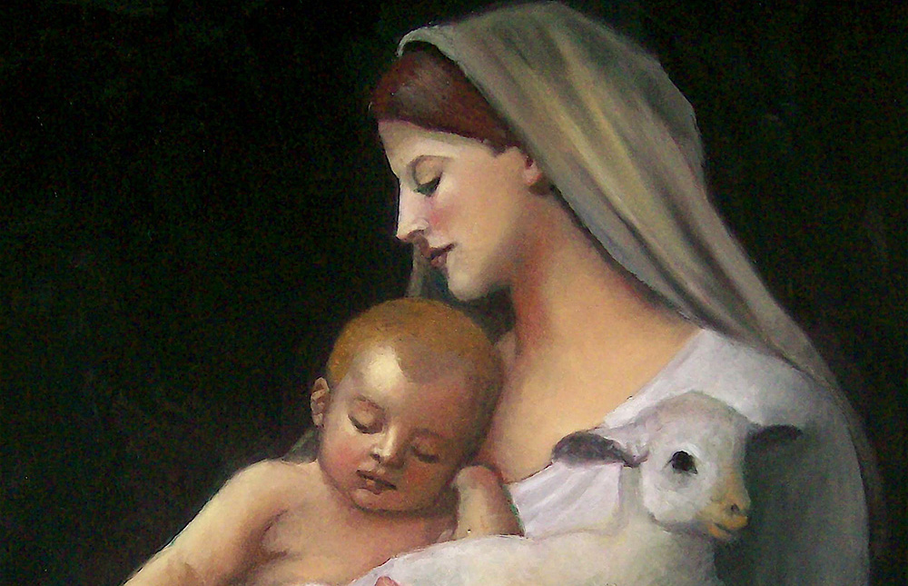 Mary: Mother of God