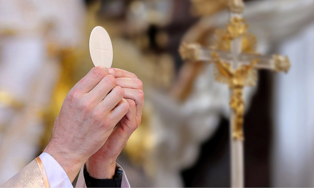 A Look At The Eucharistic Prayers