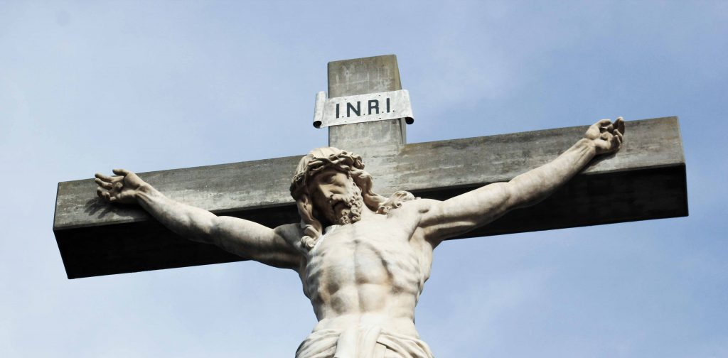 What Is I.N.R.I. On The Crucifix?