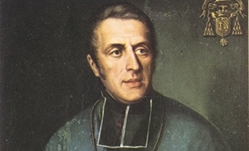 St. Eugene De Mazenod: A saint for troubled families