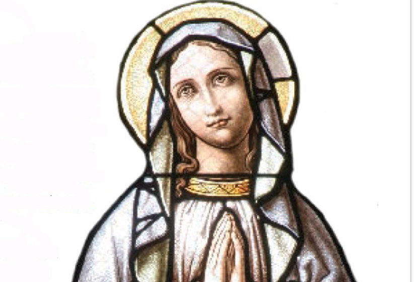 The Blessed Virgin Mary: A saint for mothers