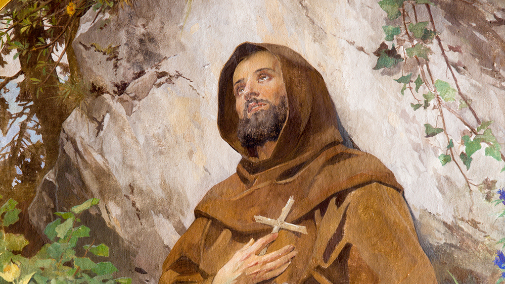 St. Francis of Assisi: A saint for the environment