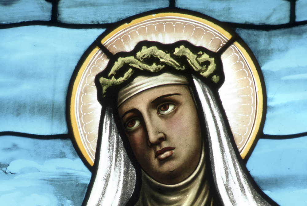 St. Catherine of Siena: Patroness for a Church in crisis