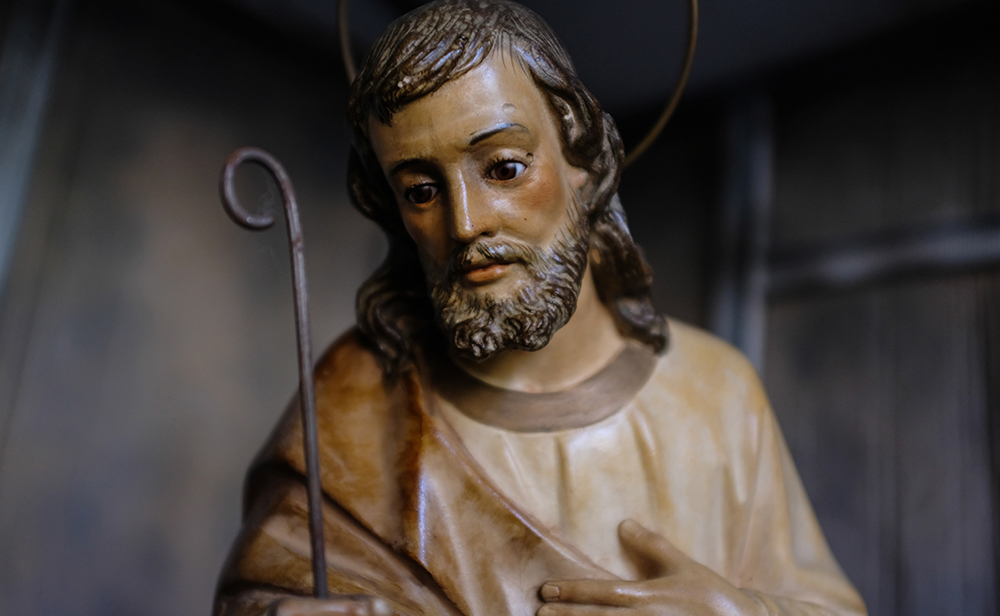 Theological Anthropology 101: St. Joseph Reveals the Masculine Heart
