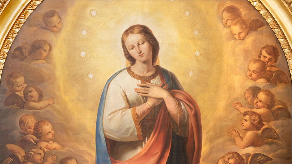 Of Obligations, the Immaculate Conception and Dec. 8