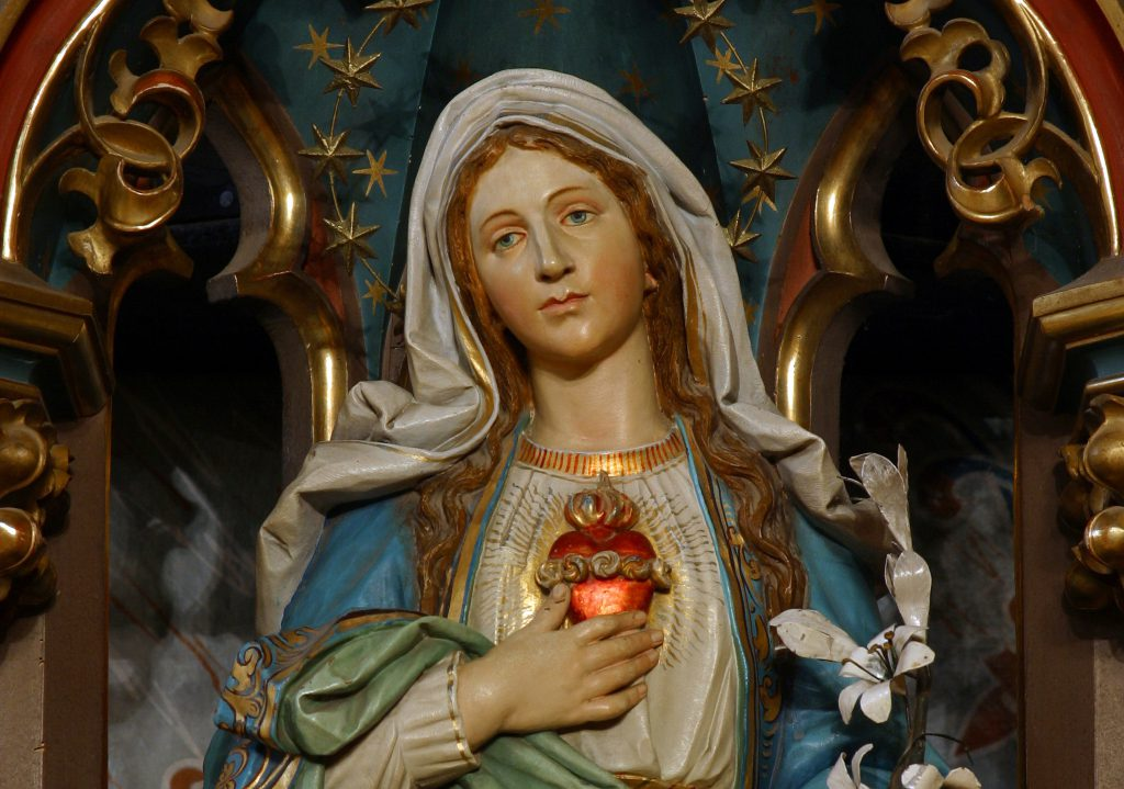 Theological Anthropology 101: Three lessons from the feminine heart of Mary for the whole Church