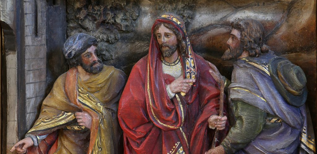 The Resurrection and Scripture: Lessons from the Road to Emmaus