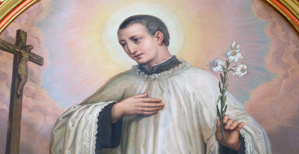 St. Aloysius Gonzaga: A patron for times of plague