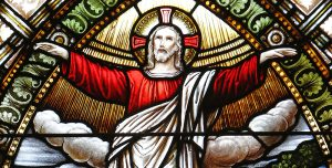 ASCENSION STAINED GLASS