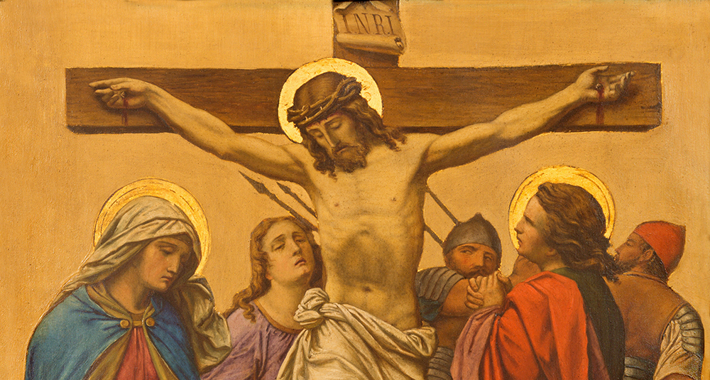 Commemorating the Holy Cross and Our Lady of Sorrows